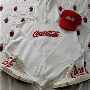 Authentic Coca Cola Sweatshirt